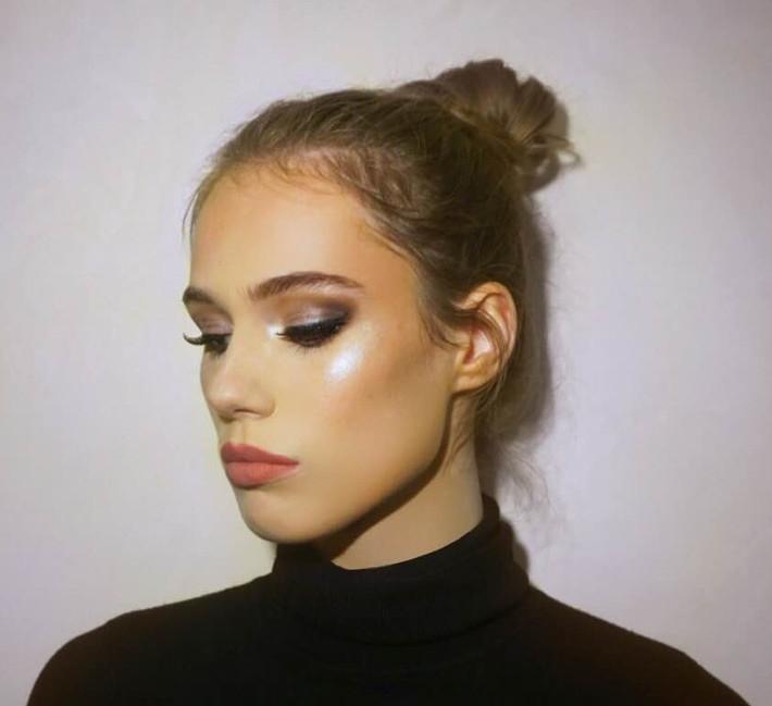 Super Glam Makeup