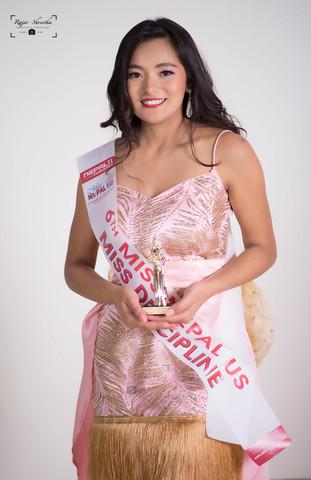 Aditi Shrestha- Miss Discipline