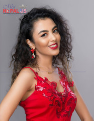 Sushana Pokharel,Youth Ambassador