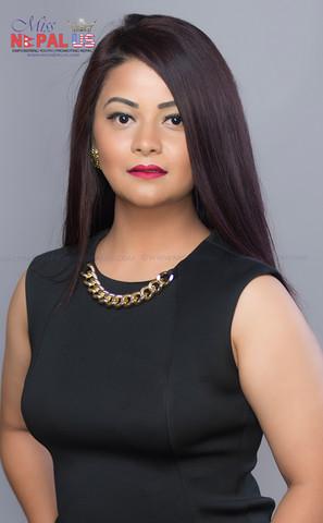 Aisha Ojha, Miss Public Choice/Miss Social Excellence