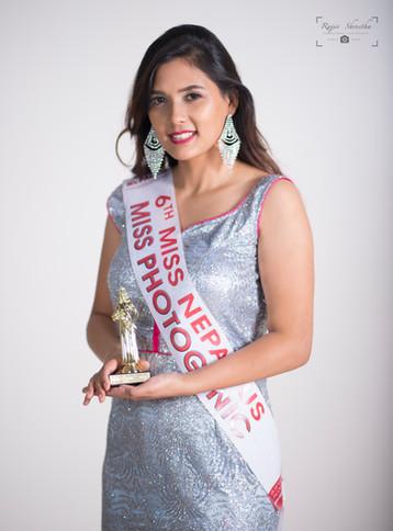 Neliya Gurung, Miss Photogenic