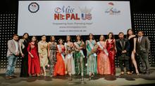 Miss Surabhi Khanal crowned with 7th Miss Nepal US (2019)