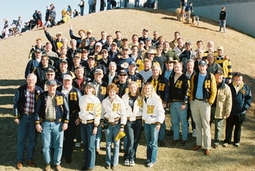 HPHS Alums-Letter Jackets at State Football Game 2005.jpg