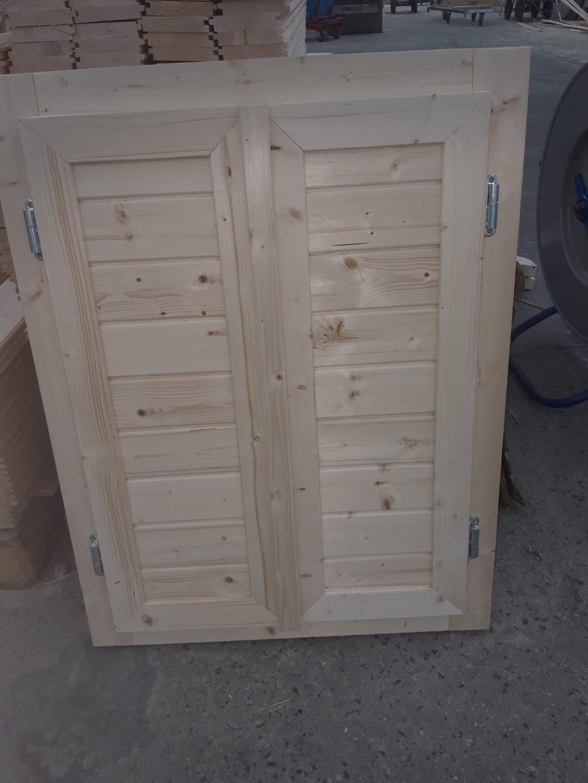 Fensterladen Holz
