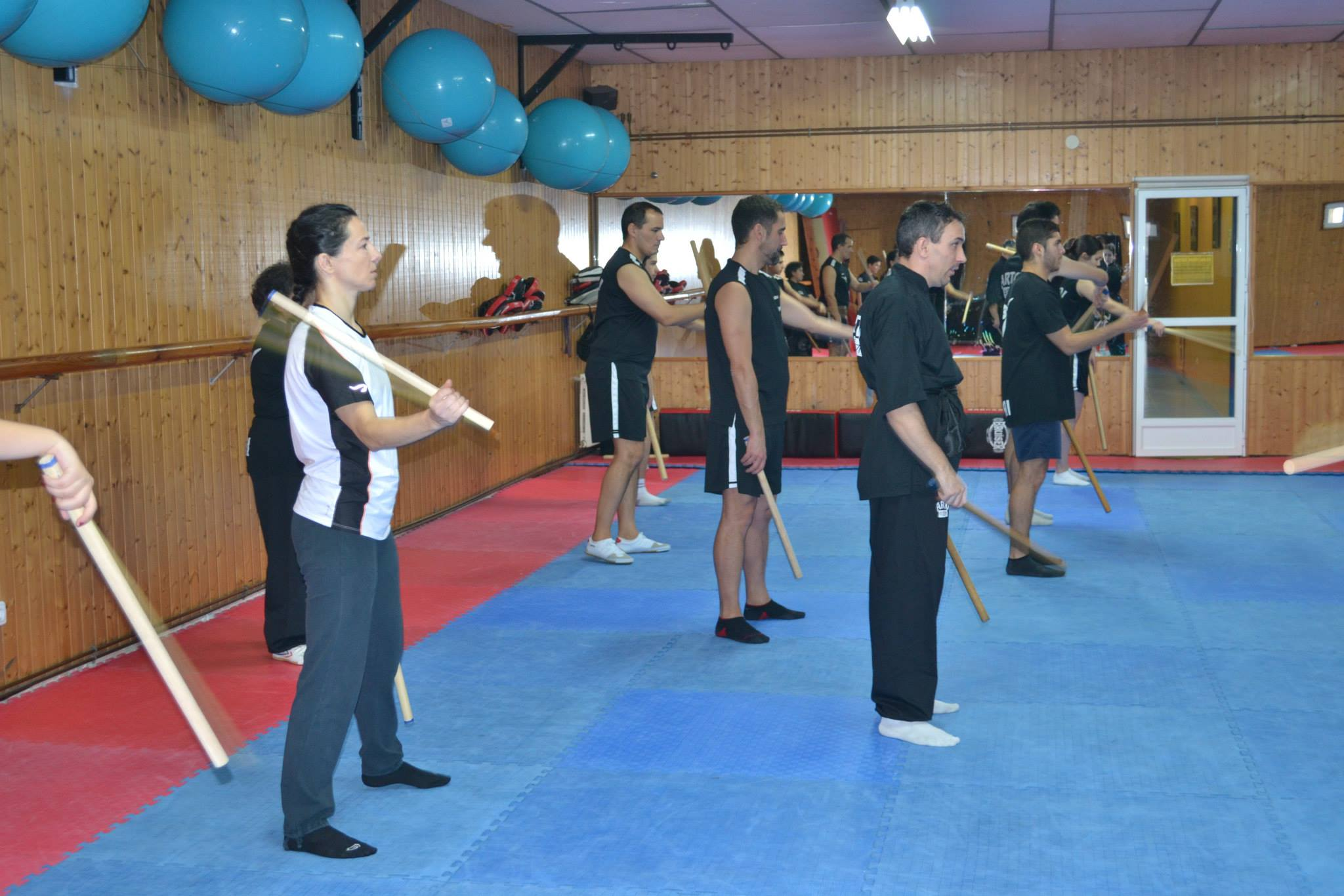 Curso Palos Gemelos 31/10/2015