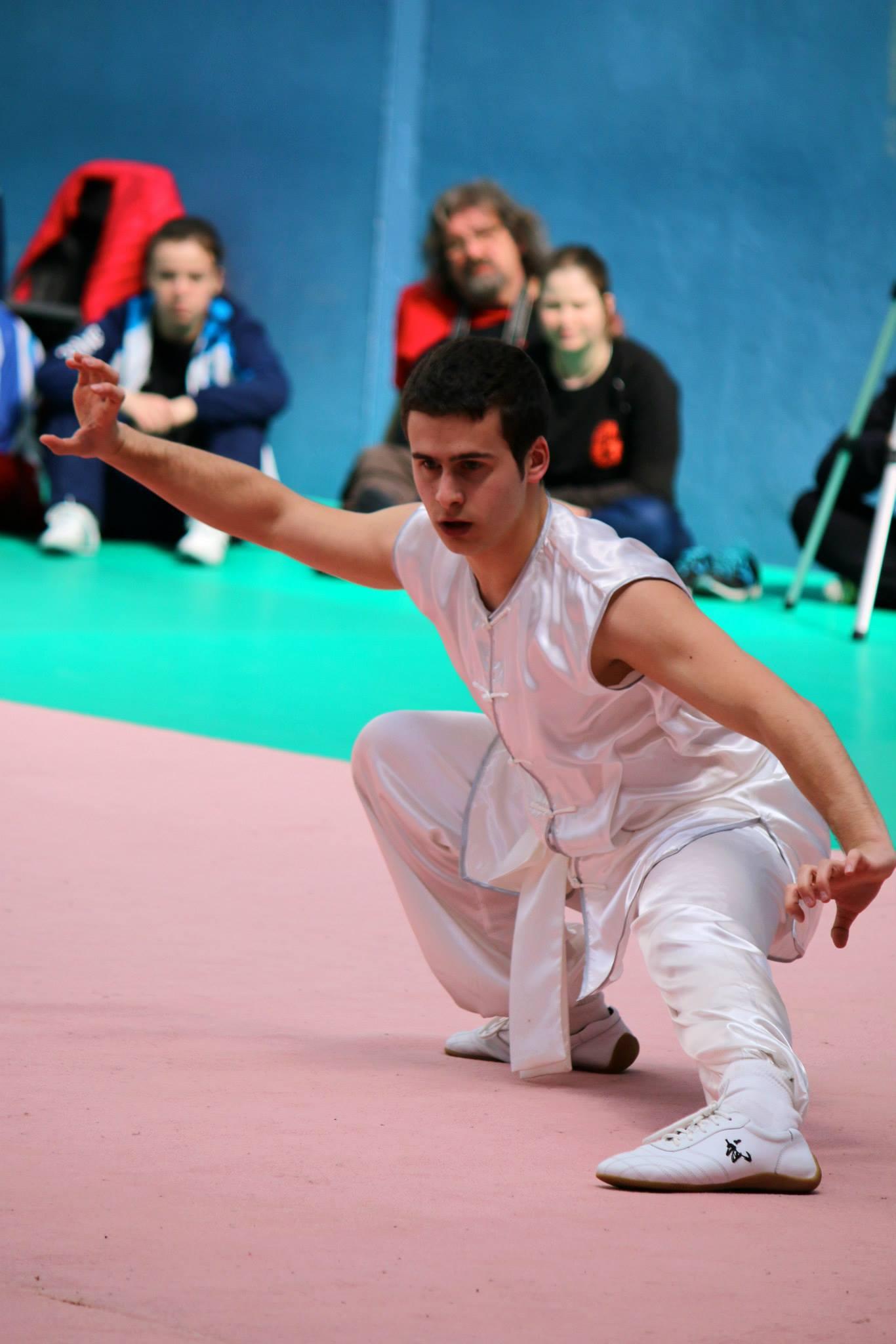 Campeonato de España de Wushu 2014
