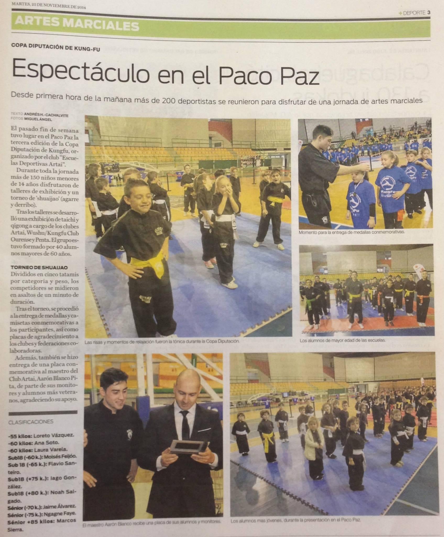 Suplemento +deporte La Region
