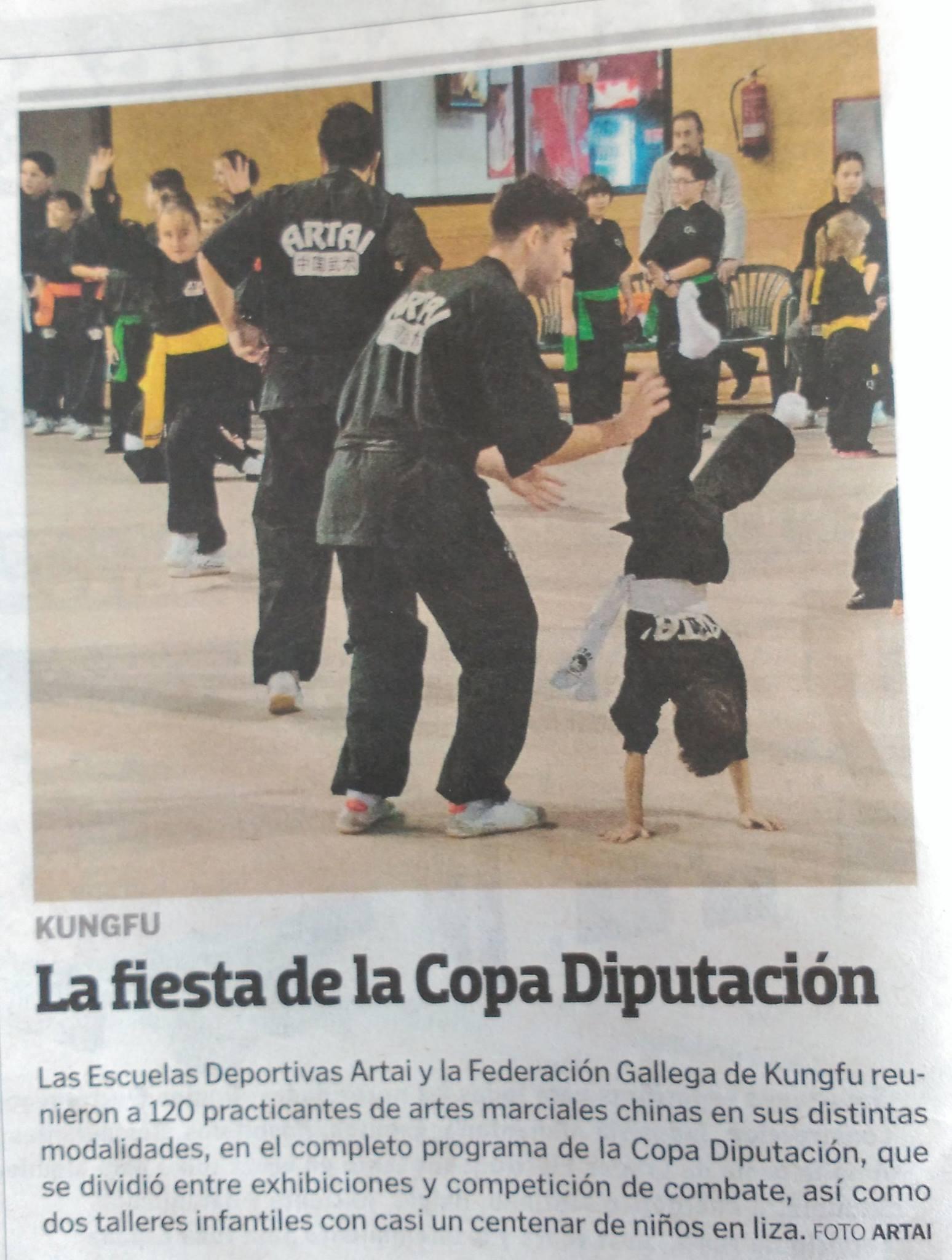 La Voz de Galicia 29/11/2016