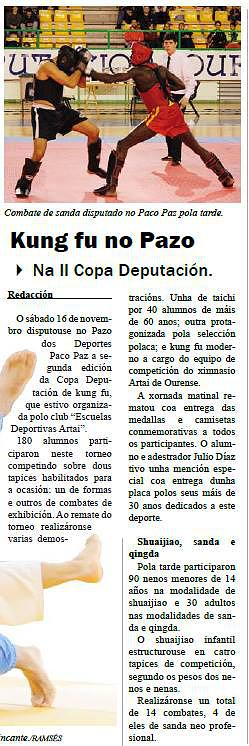 Barrios Deportivos  22/11/13