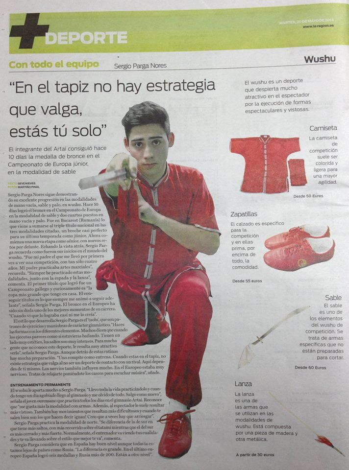 Suplemento+Deporte LaRegión 20/05/14