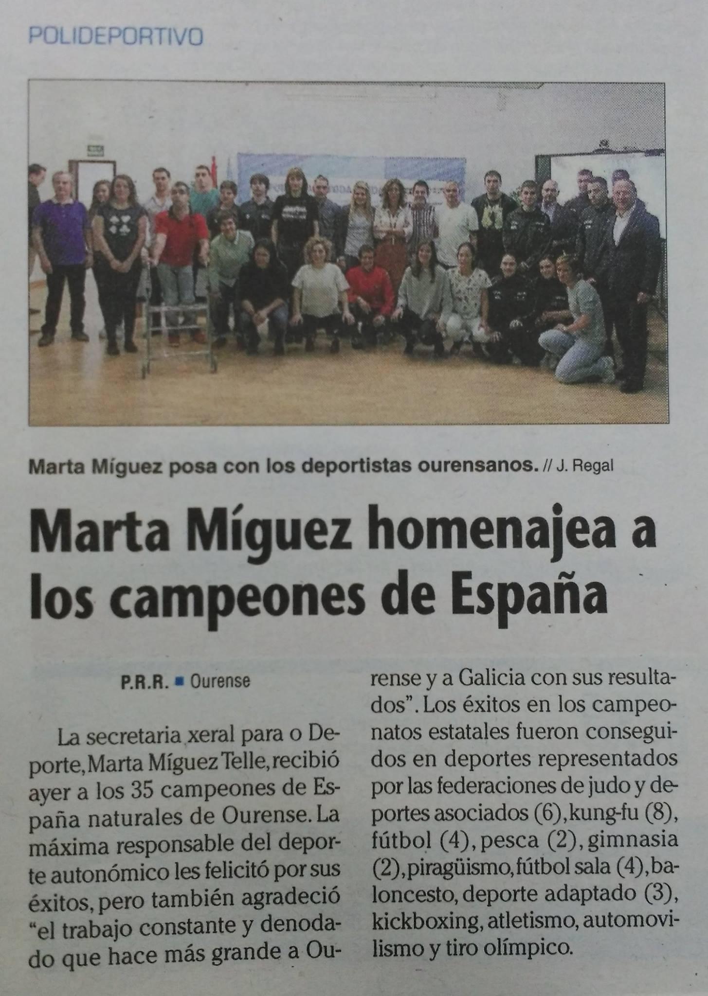 Faro de Vigo  21/04/2017