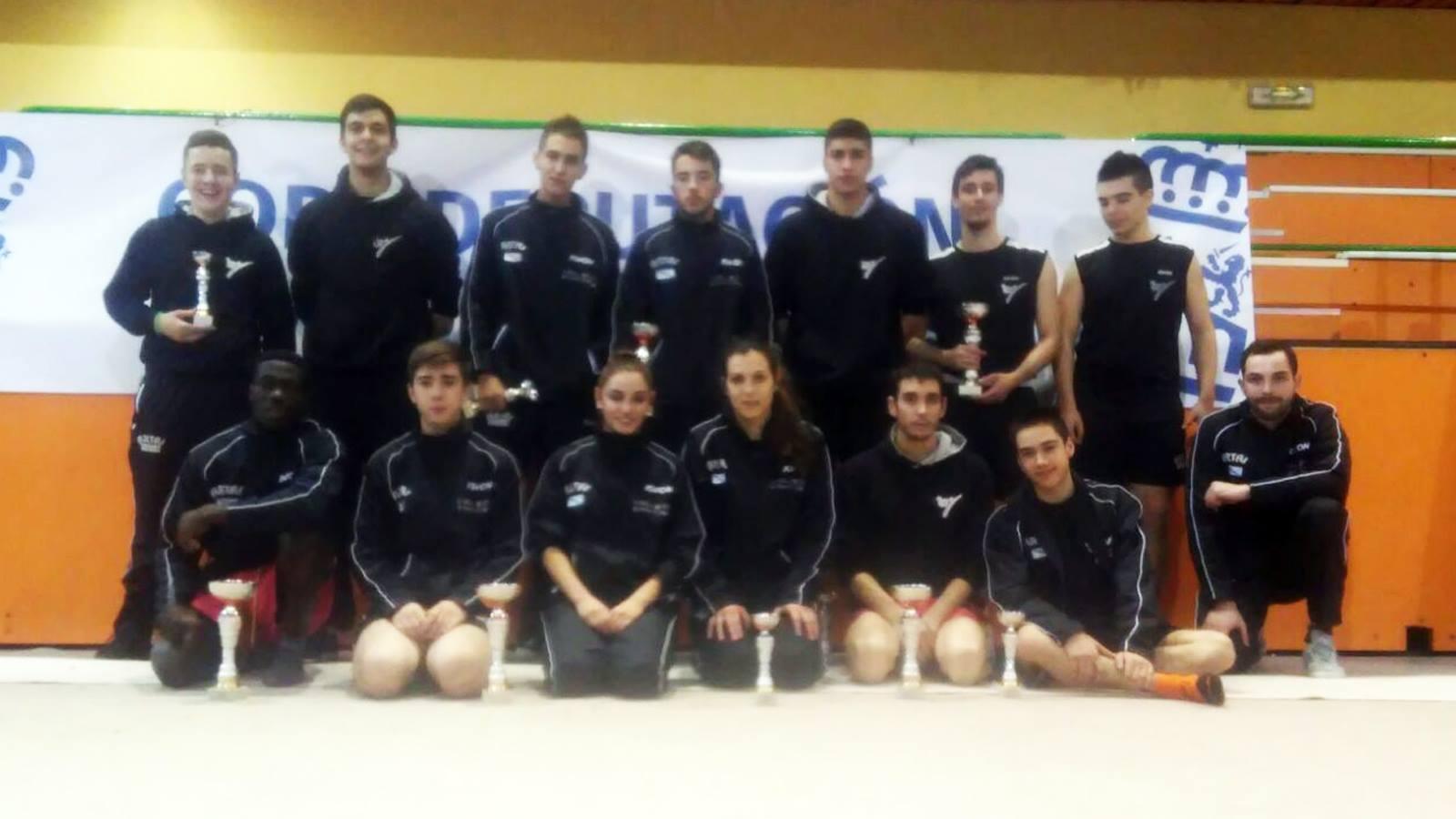 V Copa Diputación de KungFu 2016