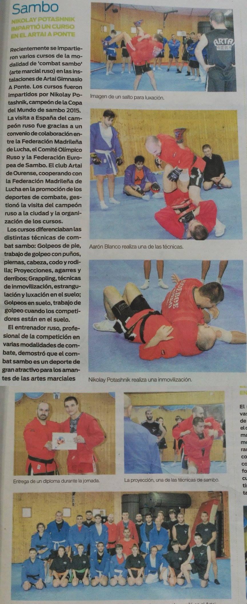 Suplemento +Deporte, La Región