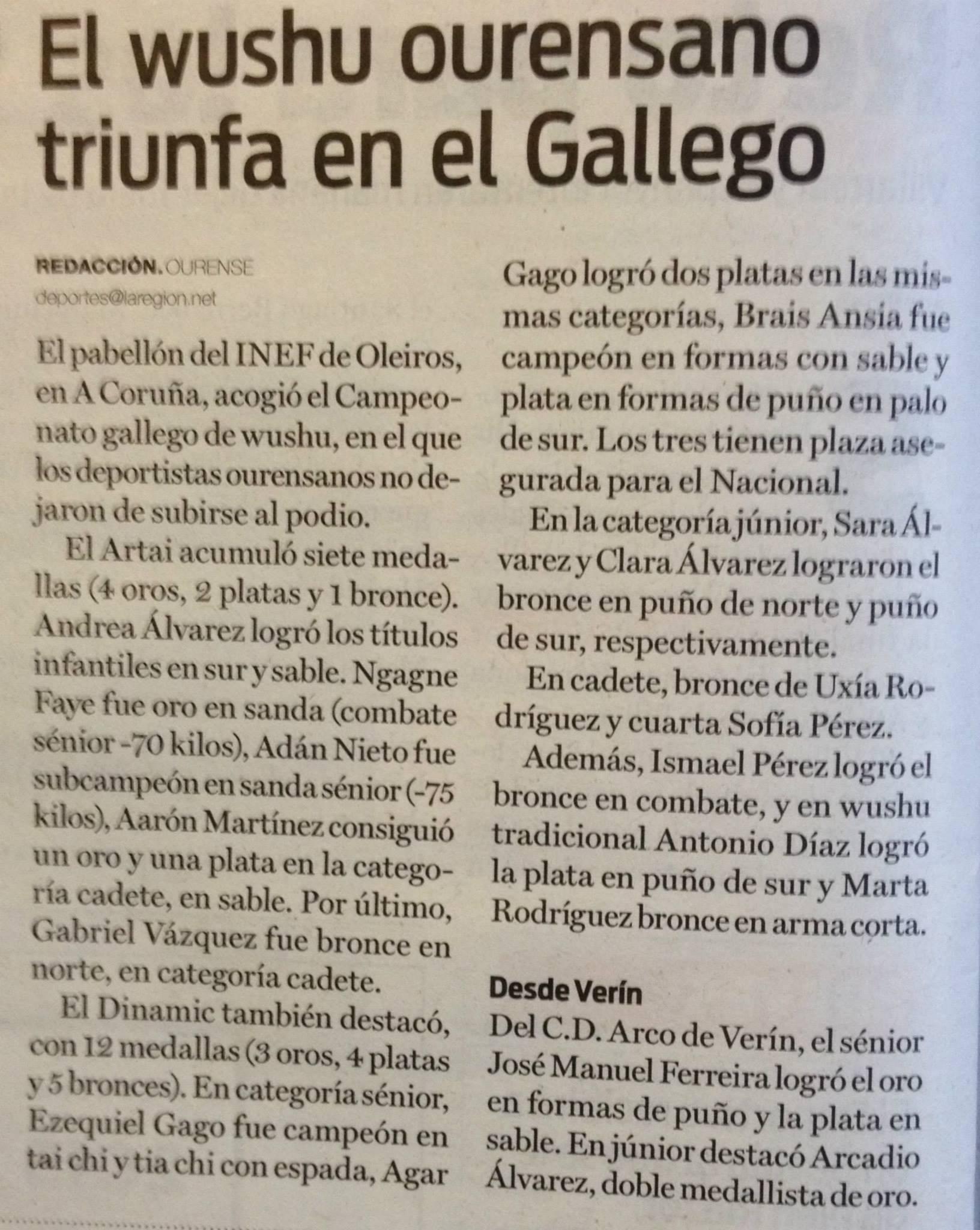 La Región 03/05/15