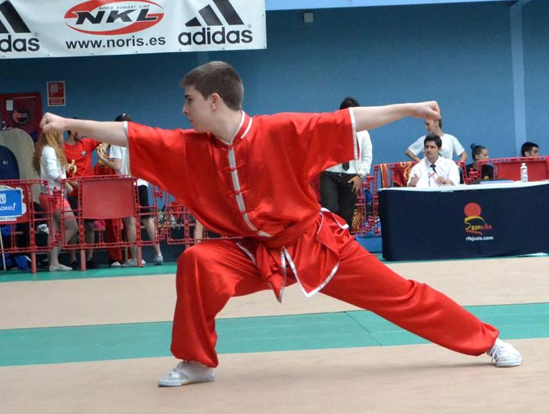 V Torneo Internacional de Wushu