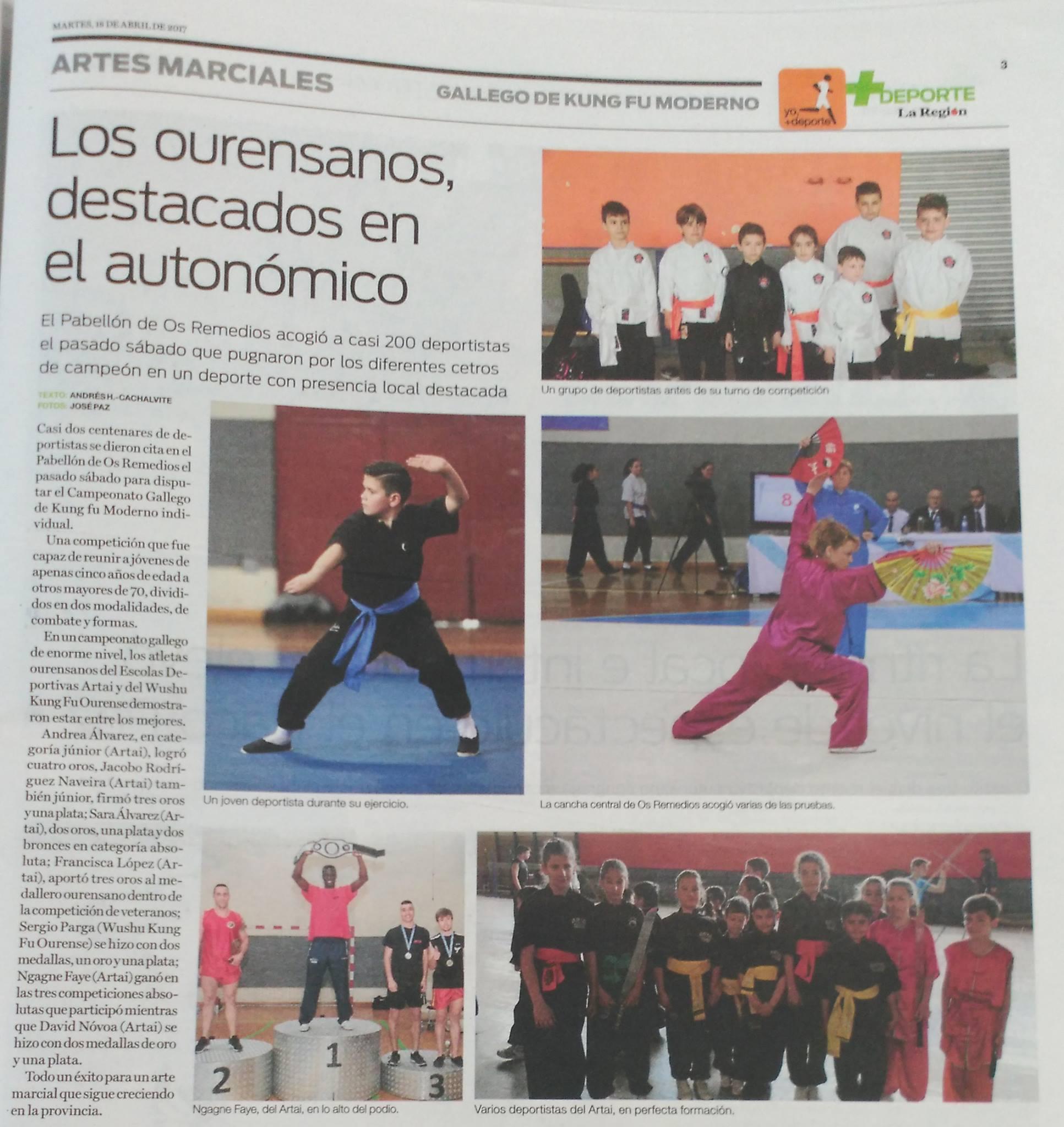 La Region  18/04/2017
