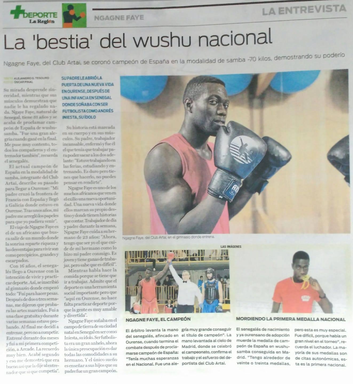 La Región 14/03/2017