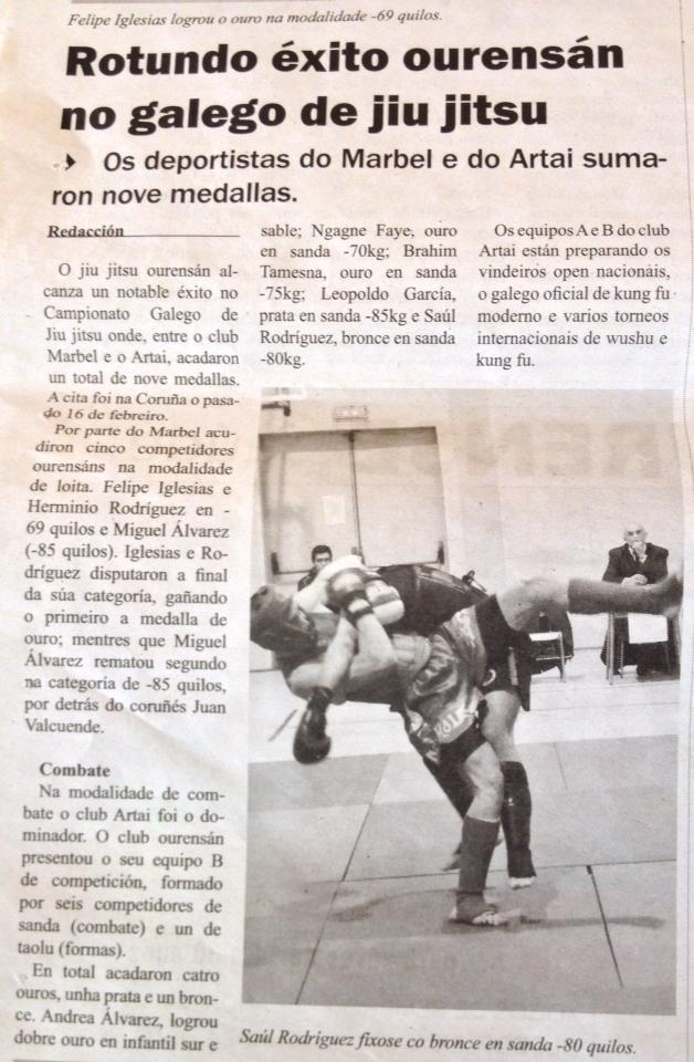 Barrios Deportivos 05/03/14
