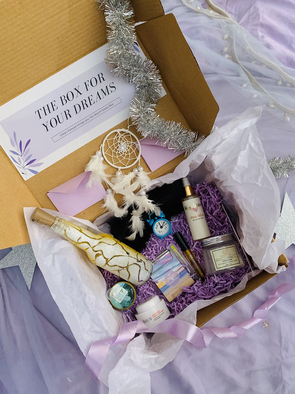 The ultimate sleep box for gifting to women