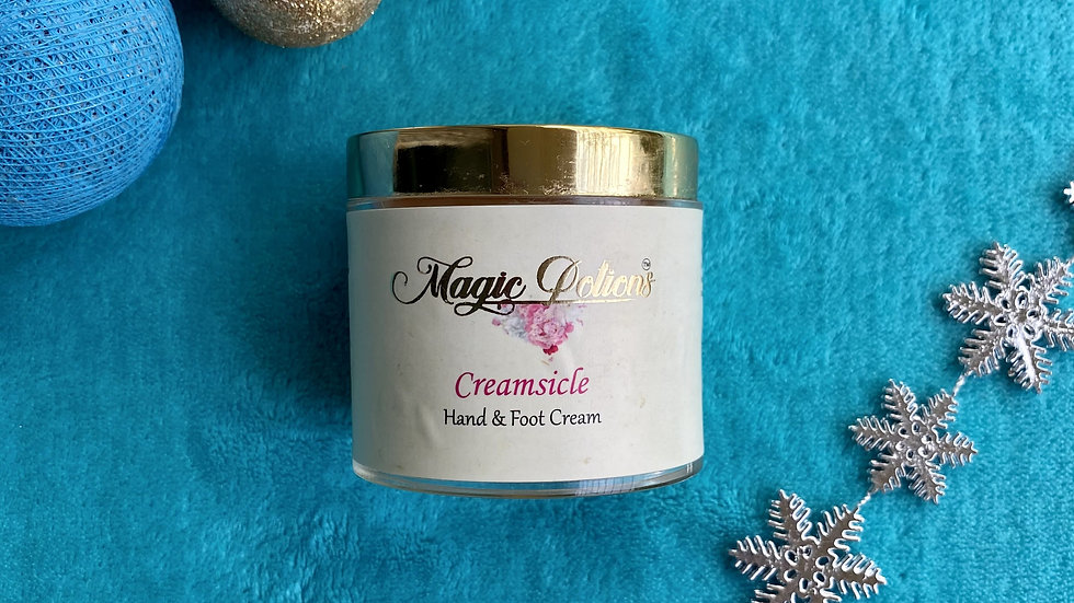 Magic Potion's hand and foot cream
