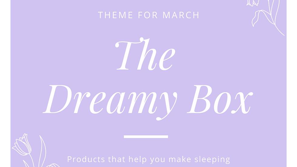 Mini Dreamy Box - March