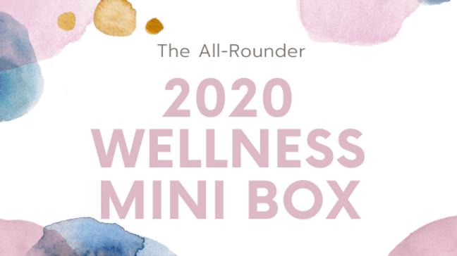 Mini 2020 Wellness Box