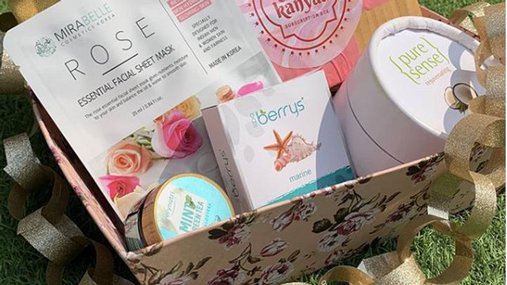 Mini Self Care Box
