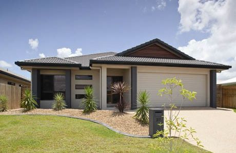 Grey Front House