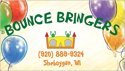Sheboygan Bounce House Rental