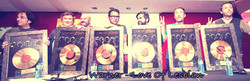 Warner Music Spain Disco de oro