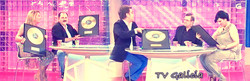 TV Galicia Disco de oro premio