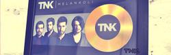 TNK disco de oro