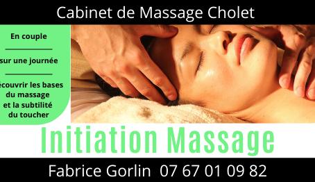 Initiation Massage sur une journée.