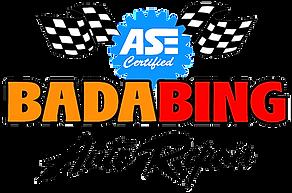 Bada Bing Auto Repair logo