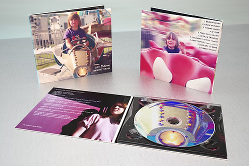 Backseat Driver CD