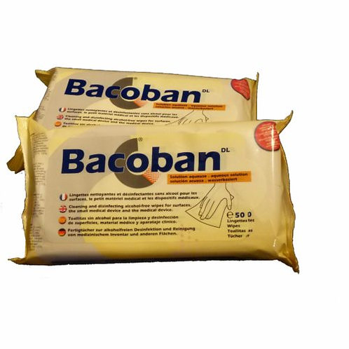 Bacoban Wipes (BULK BUY)