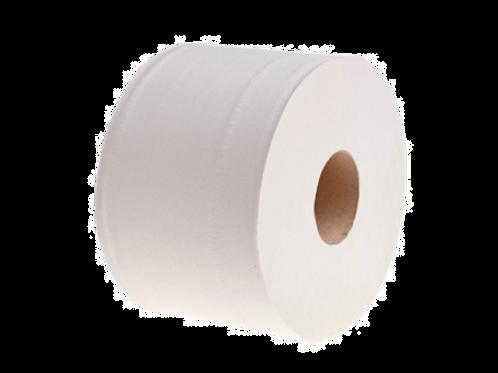 White 2PLY Toilet Roll
