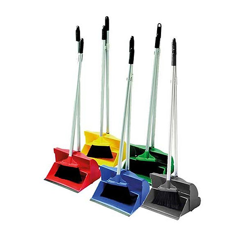 Lobby Dustpan & Brush
