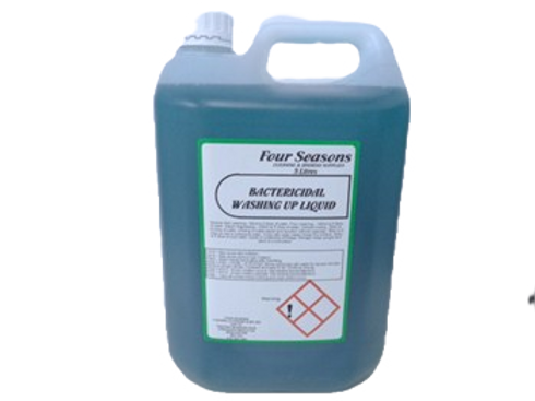 Anti Bacterial Washing Up Liquid