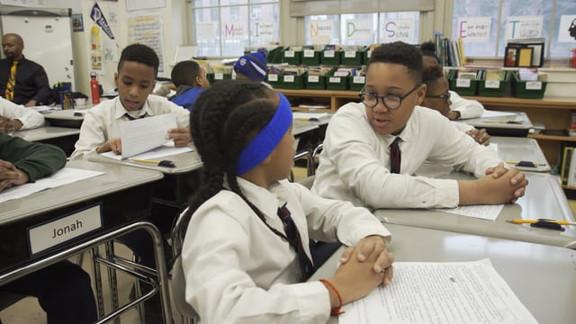 Visionaries, Season 24 - Uncommon Schools