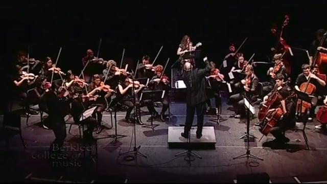 Berklee World Strings with Eugene Freisen
