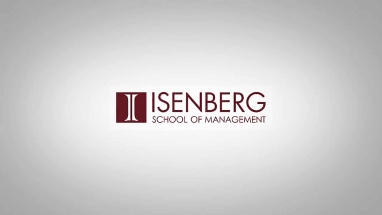 UMass - Isenberg School