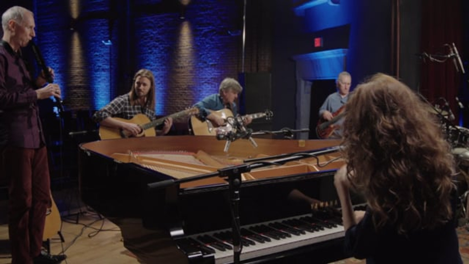 Todd Mosby and The New Horizon Ensemble   Moon Song