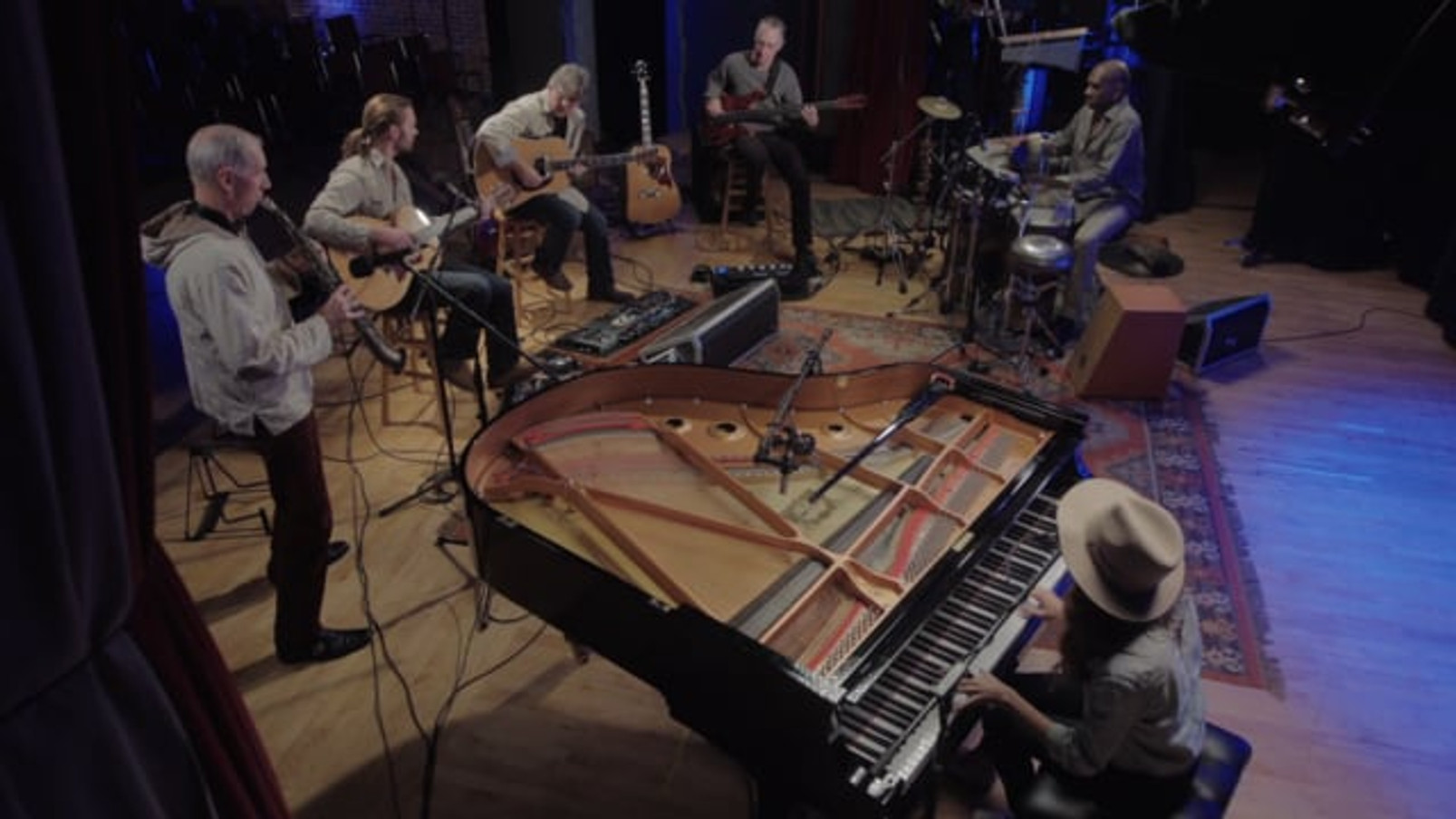 Todd Mosby and the New Horizon Ensemble   Western Sky