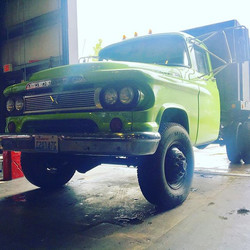 #60dodge #metrotransmission #dully #greenmachine