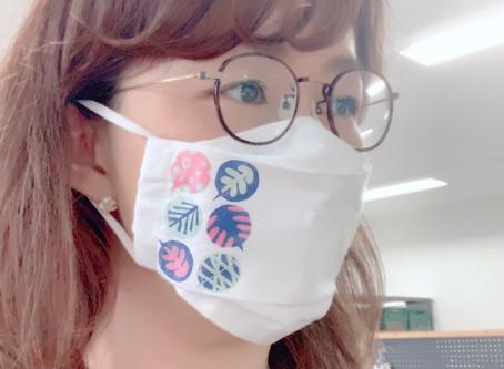 オリジナルマスク販売♪【長崎県佐世保市の就労支援。移行とB型】