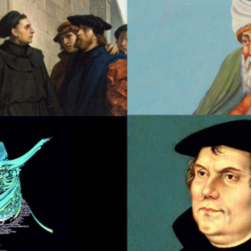 Between Maarten Luther and Rumi Reart Collection
