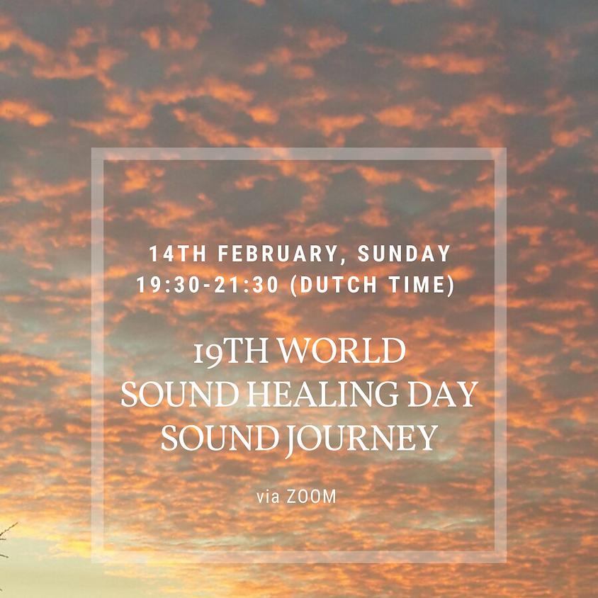 World Sound Healing Day Sound Journey
