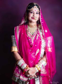 fashion photography pose style model portrait ethnic bride india rajasthan club