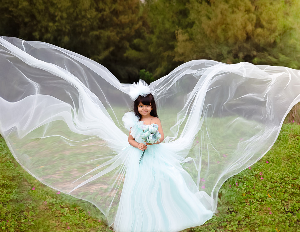 kids photography butterfly look poses pastel green outdoor princess mini session love florals gown four year old toddler beach flying trail